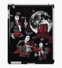 Three Amigos Moon iPad Case/Skin