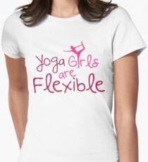 Yoga girls are flexible T-Shirt