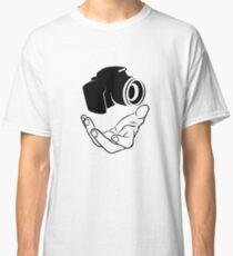 Levitating camera . Classic T-Shirt