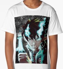 Blue exorcist #01  Long T-Shirt