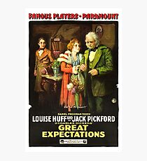 Great Expectations (1917) Photographic Print