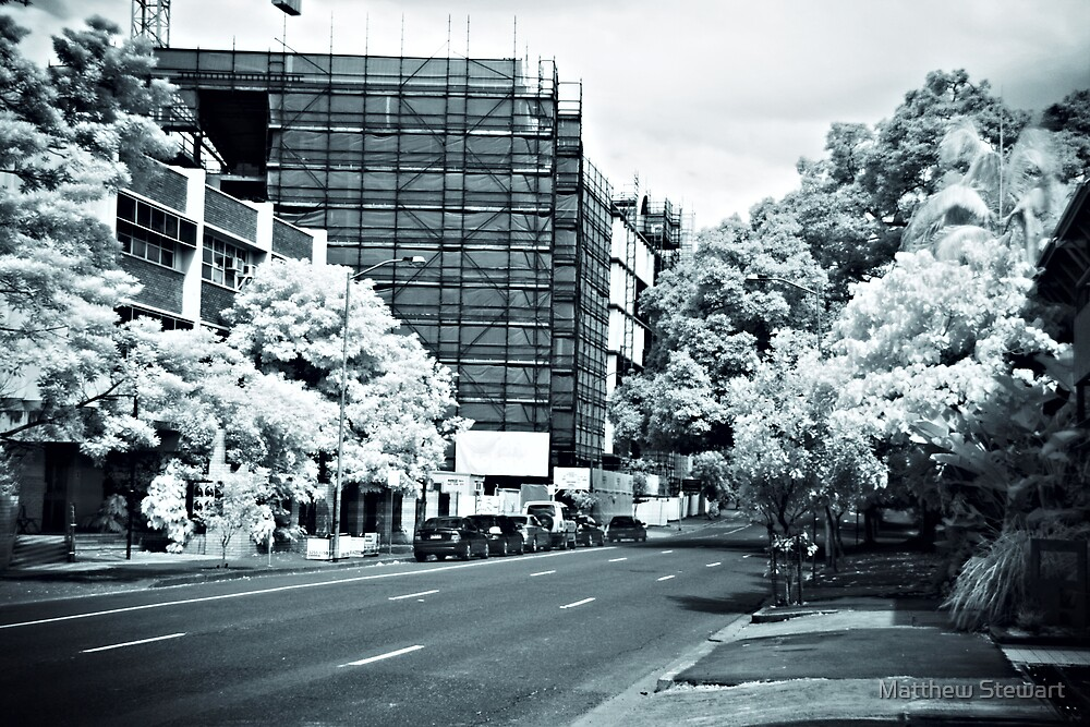 Merivale Street by Matthew Stewart