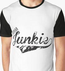 Yoga Junkie Graphic T-Shirt