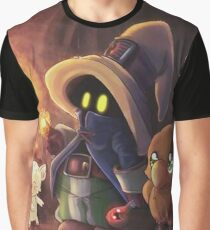 Vivi Dark Friends Graphic T-Shirt