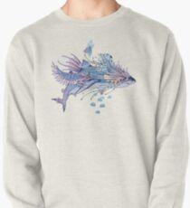 Journeying Spirit (Shark) Pullover Sweatshirt
