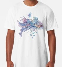 Journeying Spirit (Shark) Long T-Shirt