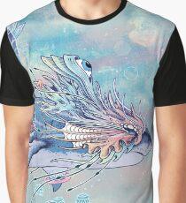 Journeying Spirit (Shark) Graphic T-Shirt