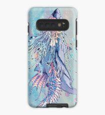 Journeying Spirit (Shark) Case/Skin for Samsung Galaxy
