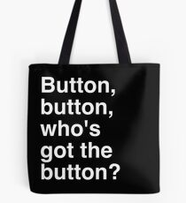 BUT White Tote Bag