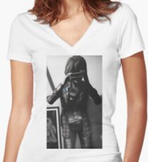 Max Caulfield - Always take the picture - Life is Strange Women's Fitted V-Neck T-Shirt