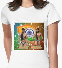 Jinder Mahal Womens Fitted T-Shirt