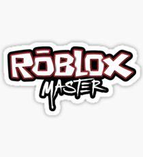 Roblox Master Sticker