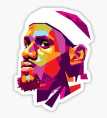 Pegatina Lebron James