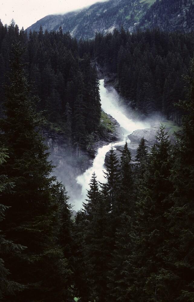 Waterfall by bertspix