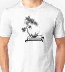 Bonsai Tree With Flowers T-Shirt