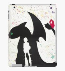 HTTYD - Water Color iPad Case/Skin