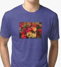 Theory of Tulips Tri-blend T-Shirt