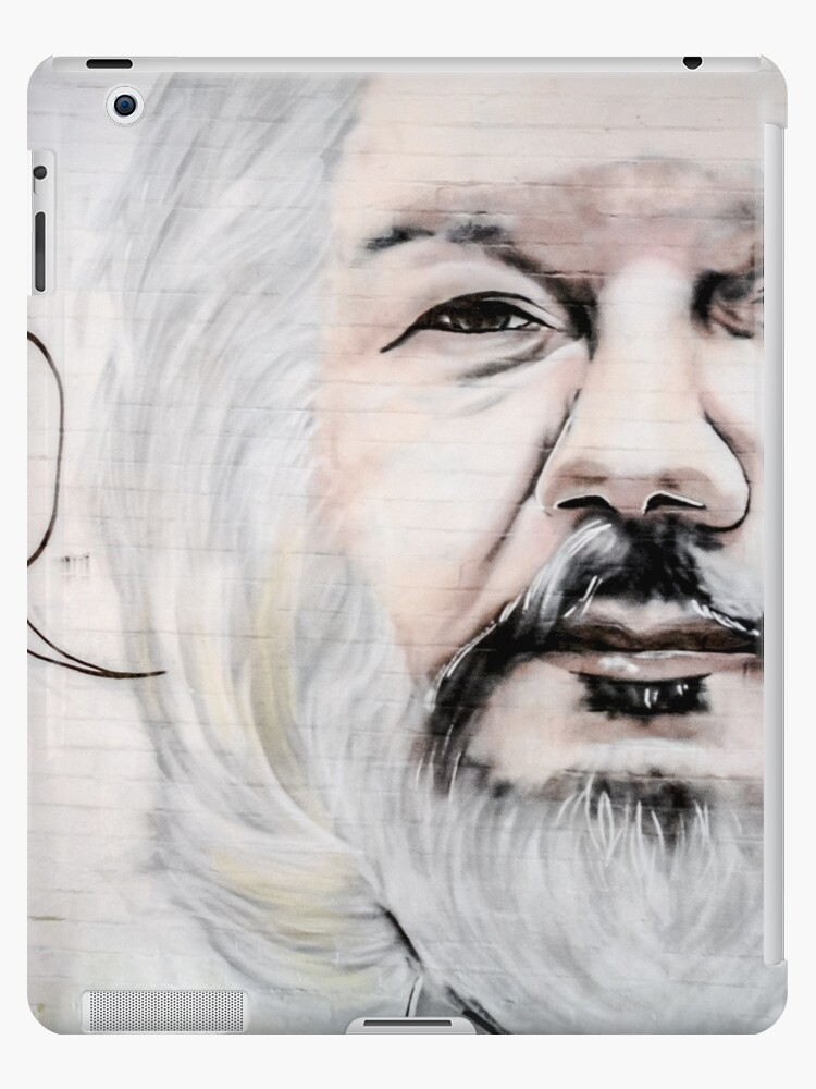 Julian Assange A Wizard is Never Late by STiLFocus