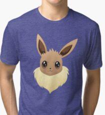 Eevee love Tri-blend T-Shirt