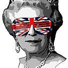 Queen Elizabeth by thesamba