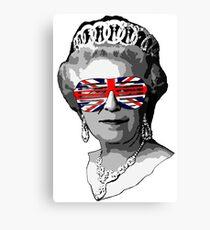 Queen Elizabeth Canvas Print