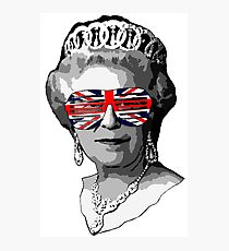Queen Elizabeth Photographic Print