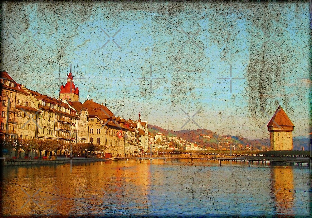 The Bridge (Lucerne) by PrivateVices