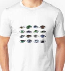 set of eyes T-Shirt