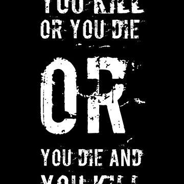 Zombie - Kill or you die by samiluan
