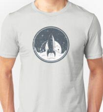 Rocketship Unisex T-Shirt