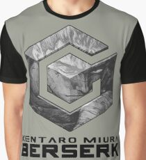 Berserkcube Graphic T-Shirt