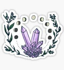 Amethyst Spell Sticker
