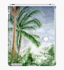 Palm Trees at Dusk iPad Case/Skin