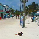 Caye Caulker, Belize by Cathy Jones