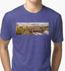 Cesky Krumlov, Czech Republic Tri-blend T-Shirt