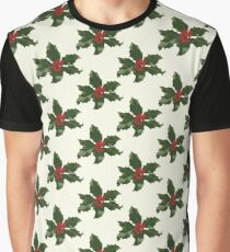 Holly-day Graphic T-Shirt