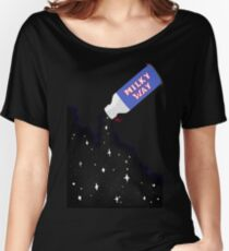 The Milky Way Women's Relaxed Fit T-Shirt