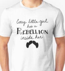 Princess Leia - Rebellion T-Shirt