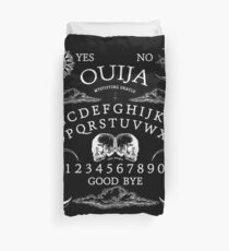 Demon Ouija Duvet Cover