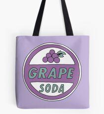 Grape soda 'UP' Tote Bag