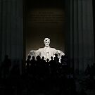 Lincoln At Night by Kimberly Johnson
