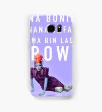 Nina Bonina Banana Fofana Osama Bin Laden Brown Samsung Galaxy Case/Skin