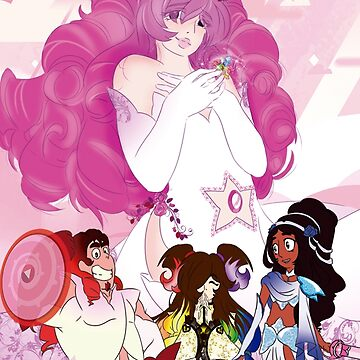Future Crystal gems by Octocromia
