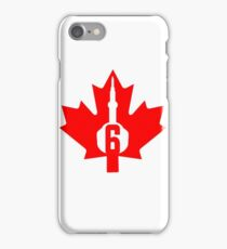 Toronto Canada The Six iPhone Case/Skin