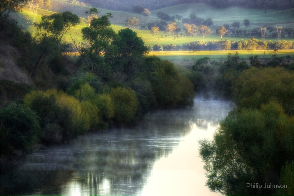 Serenity - Khancoben NSW Australia - The HDR Experience by Philip Johnson