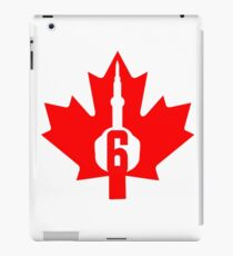 Toronto Canada The Six iPad Case/Skin