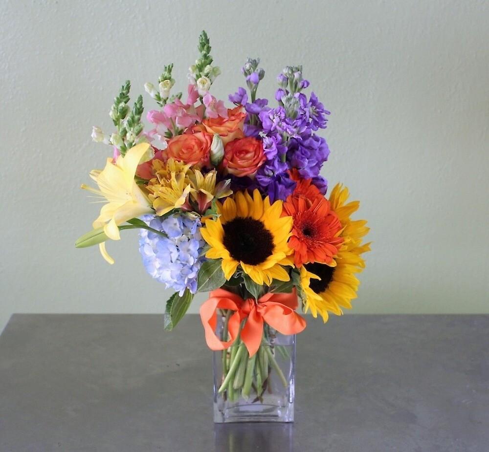Flowers Delivery in Jammu by FlowerAura