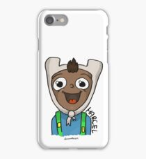 Marcel, BasicallyIDoWrk iPhone Case/Skin