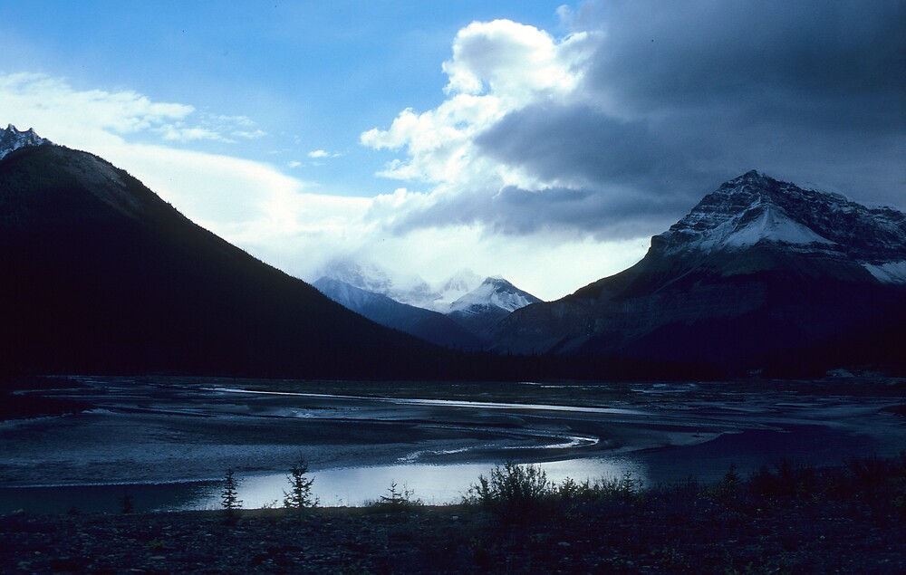 The Canadian Rockies (2) by bertspix