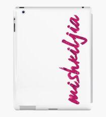 Mishkiljia Problematic Word Art iPad Case/Skin
